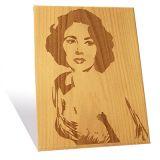 Engrave Elizabeth Taylor Plaque Epss002et1