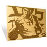 Engrave Bruce Lee Plaque-EPMA001BL_1