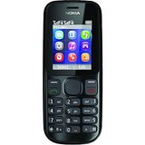 New Nokia 101 Dual Sim Mobile Phone Black