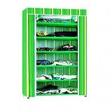 6 Layer Multiporpose Storage Rack Cum Shoe Rack With Cover