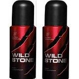 Wild Stone Body Deodorant Combo Pack  -150 Ml(ultra Sensual)