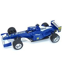 Formula 1 Diecast Pull Back Car With Lights And Sound