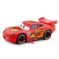 Lightning Mcqueen Mini Metal Diecast Car With Sound And Light