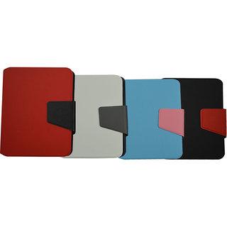 Flip Case For Ipad 3/4 /Red & Black Base Color