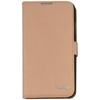 Flip Case For S 4 For Samsung I 9500/ Galaxy S4 / Pink Color