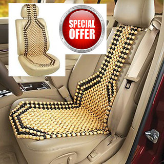 Car Seat Beads Wooden Acupressure