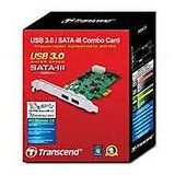 TRANSCEND Dual Port USB 3.0 PCI-Express High Speed Internal Card For Desktop