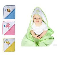 Baby Bath Hooded Towel (24 x 36)