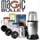 21 pcs Magic Bullet Set Blender, juicer As Seen TV