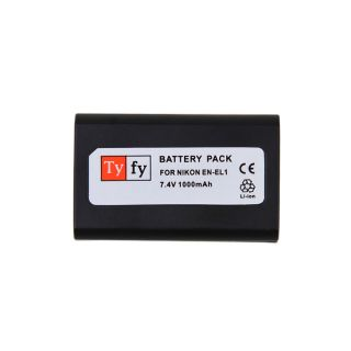 Tyfy ENEL1 Digital Camera Battery