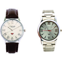 Tanz Combo of 2 Watches FW01  TWS01