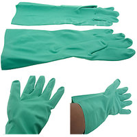 NEW Cleaning Latex Gloves Kitchen Hand Gloves Household Gloves Long