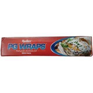 Aluminium Food Wrapping Foil Paper(1 Kg)