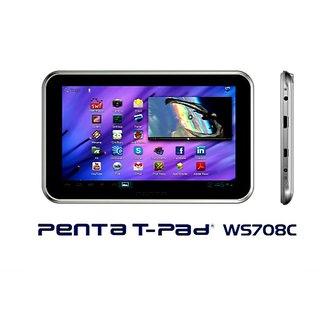 BSNL Penta T-PAD WS708C Dual Sim 2G Calling (Black)