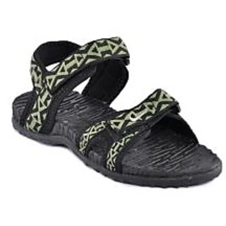 Nike Men Black Mikumi Sandals size 8