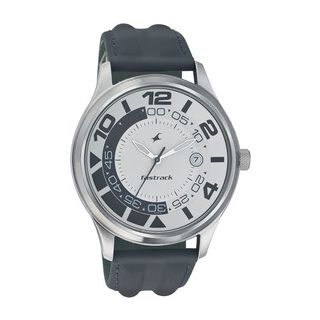 Fastrack Other Dial Multicolor Metal Strap Quartz Watch For Men