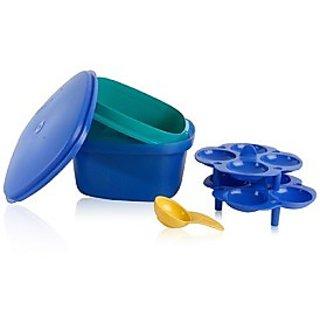 Tupperware Idli Maker - Multicook Strainer 2 Idli Trays 1 Spoon