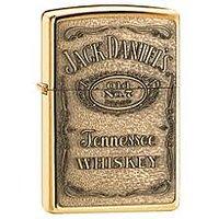Zippo 254Bjd 428 Jack Daniels Label