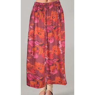Vivaa Designer Cotton Skirt-25