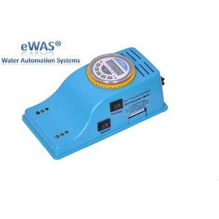 eWAS®  Chrono  Automation of Single Phase Pump for DJB/MCD Water Supply