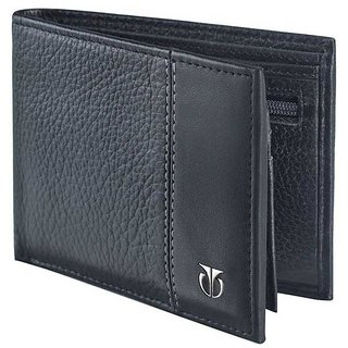 Titan TW109LM1BK Mens Leather Wallets Black