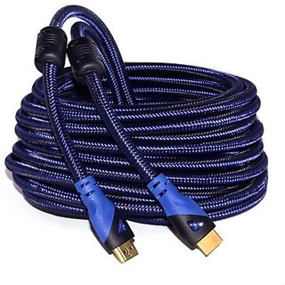 Hdmi Nylon Breaded 20 Meter MMPLHDMICABLE63