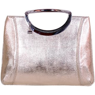 Womens Designer Clutch Bags Gold S-19