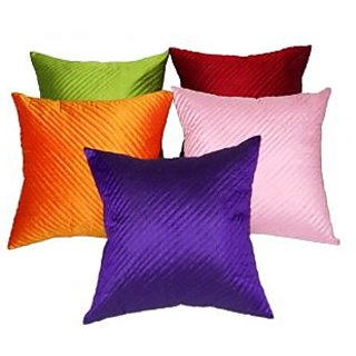 Quilting Cushion Cover- Pack of 5