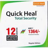 QUICH HEAL TOTAL SECURITY 2013 1 USER 3 YEARS