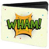 wham! designer wallet