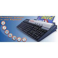 KeyScan KS810 P Black USB Wired Standard Keyboard