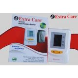 Extra Care Digital Blood Pressure Meter Bp Monitor Arm Model  Vat Bill Model Ec732 With Warranty