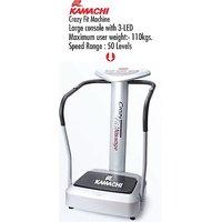 Kamachi Crazy Fit Machine, MAXIMUM USER WEIGHT 110 KGS.