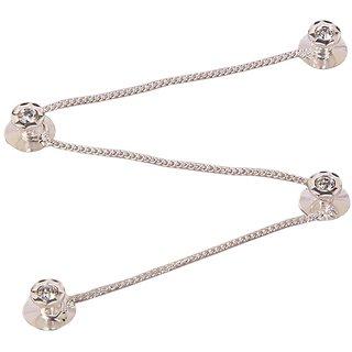 Jstarmart Silver Shadi Kurta Button For Men JSMFHMA0316