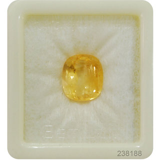 Yellow Sapphire meaning in hindi online from Gemstone Exporters ...