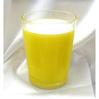 Yera Glassware Designo Printed Design Tumbler - Lines - TC7P7-D11GLD - (6 Pieces,200 Ml )