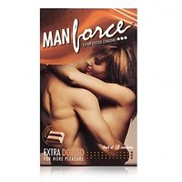 Manforce Extra Dotted Chocolate Condoms Monthly Combo(10'S X 3)