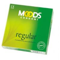 Moods Regular Condoms (120 Pc Family Pack)