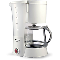 Panasonic NC-GF1WSM 10 Cups Coffee Maker