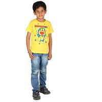 Perky Lavish Yellow Tshirt