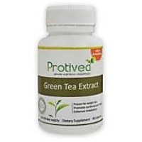 PROTIVEA's 100% NATURAL GREEN TEA EXTRACT 90 CAPSULES