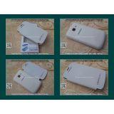 Samsung Galaxy Star Pro S7262 Premium Leather Flip Diary Case Cover - White