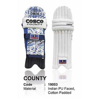 Cosco County Cricket Pads