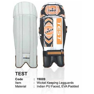 Cosco Test Wicket Keeping Leg Guard