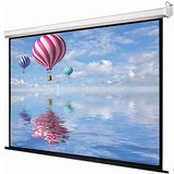 8x10 WALL TYPE SWASTIK BRAND(High Gain) Projector Screen USA..UV COATED IMPORTED