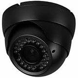 Evertech CCTV Security Camera Dome 700TVL 36 IR LED Color