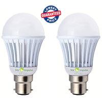 LED Bulb 3w5w  White (Set of 2 pcs)