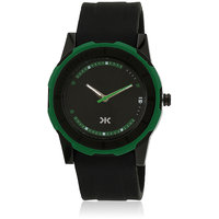 Killer Black Dial Watch For Men KLW5009F