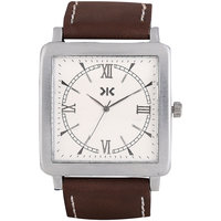 Killer White Dial Watch For Men KLW5007A