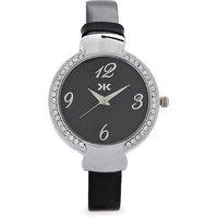 Killer Black Dial Watch For Women KLW236B